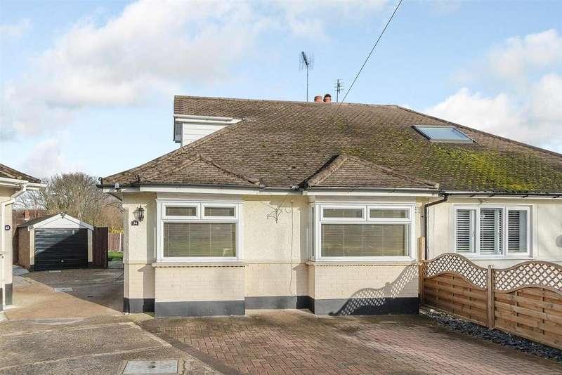 3 Bedrooms Bungalow for sale in Pilgrims Hatch