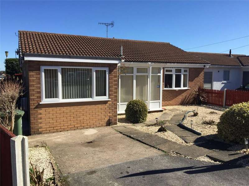 3 Bedrooms Detached Bungalow for sale in Beechwood Close, Forest Town, Nottinghamshire, NG19