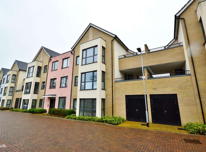 2 Bedrooms Ground Flat for sale in Venture Chase, Colchester