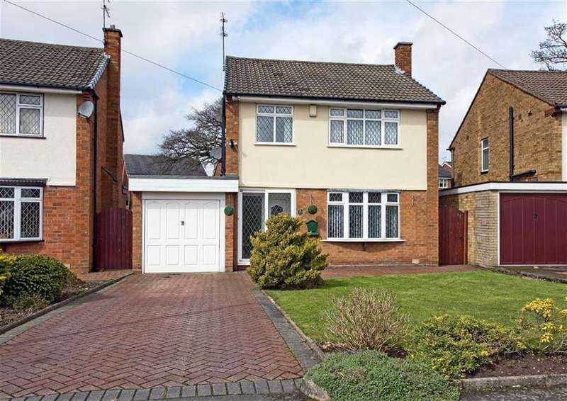 3 Bedrooms Detached House for sale in 17, Cricket Meadow, Fordhouses, Wolverhampton, WV10