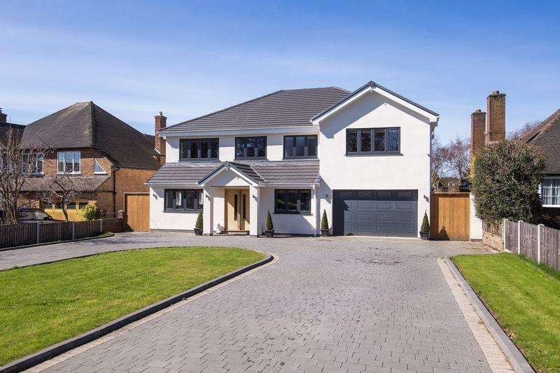 5 Bedrooms House for sale in Little Sutton Lane, Sutton Coldfield