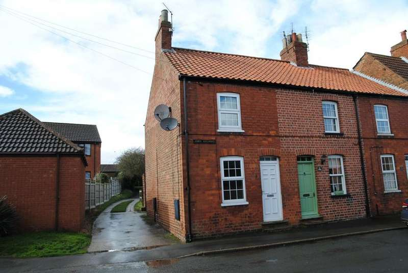 2 Bedrooms End Of Terrace House for sale in Silver Street, Barrow-upon-Humber, North Lincolnshire