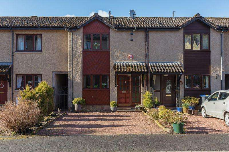 2 Bedrooms Terraced House for sale in 43 Glenfield Road East, Galashiels