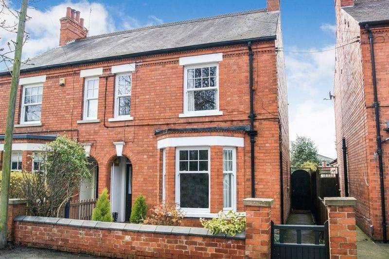 4 Bedrooms Semi Detached House for sale in London Road, New Balderton
