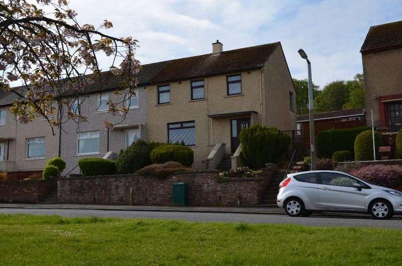 3 Bedrooms End Of Terrace House for rent in Bantaskine Street, Falkirk, Falkirk, FK1 5ES