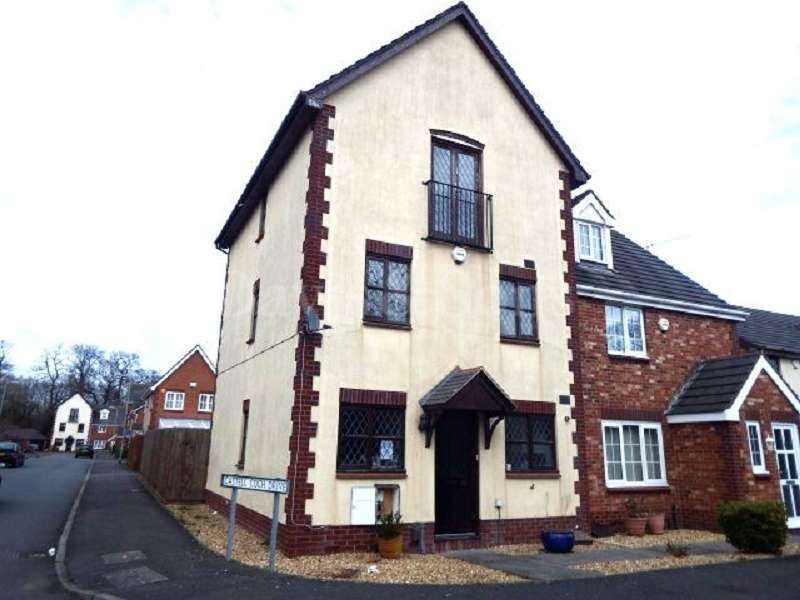 4 Bedrooms Town House for sale in White Avenue, Coedkernew, Newport . NP10 8SZ