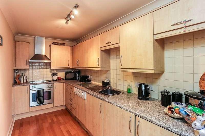 2 Bedrooms Flat for sale in Millsands, Sheffield, S3