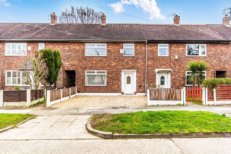 3 Bedrooms Terraced House for sale in Wincanton Avenue, Manchester, M23