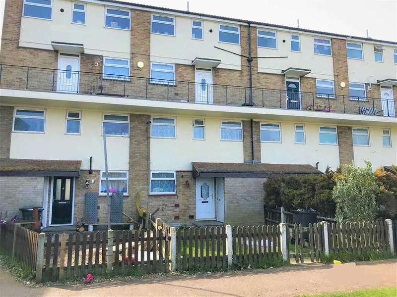 2 Bedrooms Maisonette Flat for sale in Lancaster Close, Ramsgate