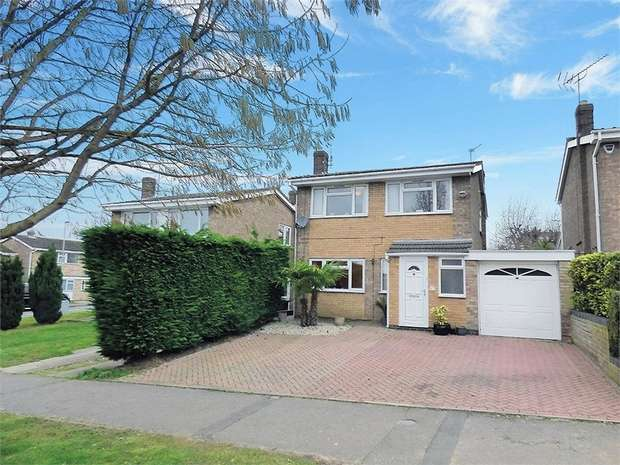 3 Bedrooms Detached House for sale in Acre Lane, Northampton