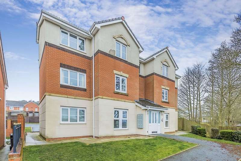 1 Bedroom Flat for sale in Emerald Way, Baddeley Green, Stoke-On-Trent, ST6