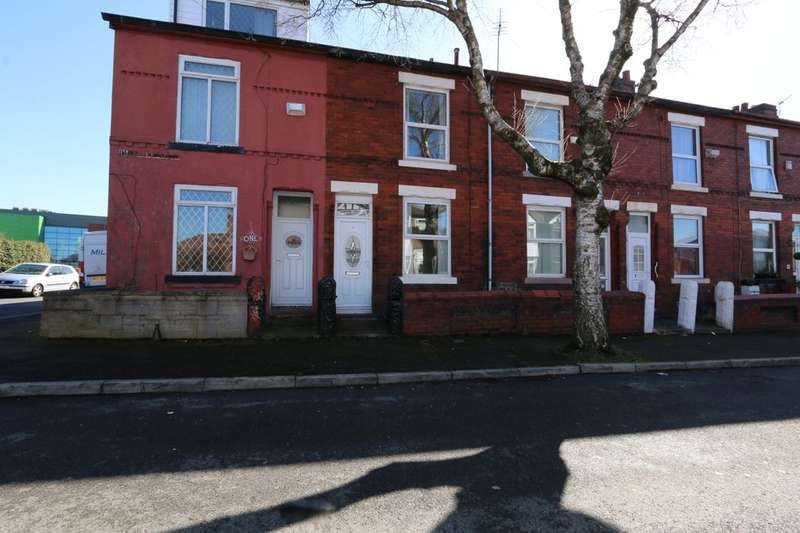 2 Bedrooms Property for rent in Forshaw Street, Denton, Manchester, M34