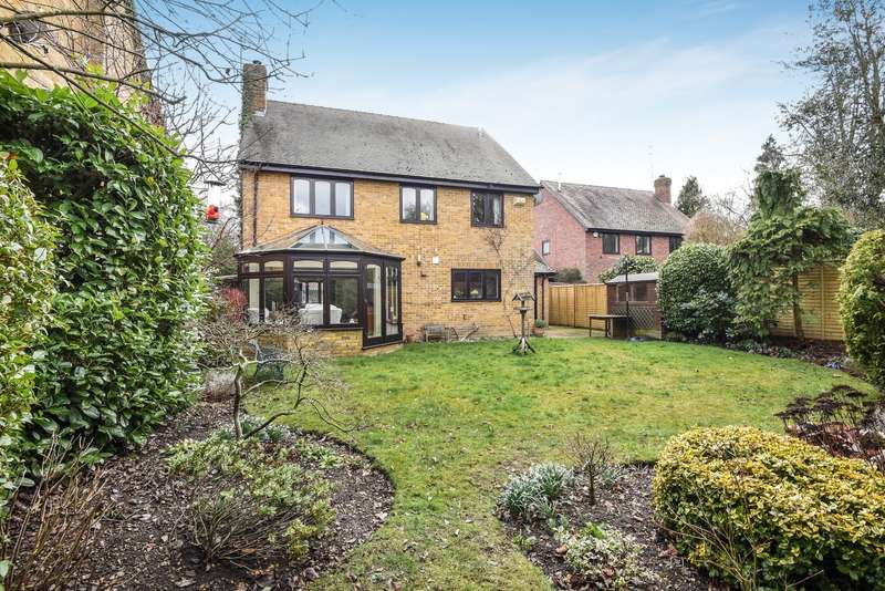 4 Bedrooms Detached House for sale in Pearce's Orchard, Henley-On-Thames, RG9