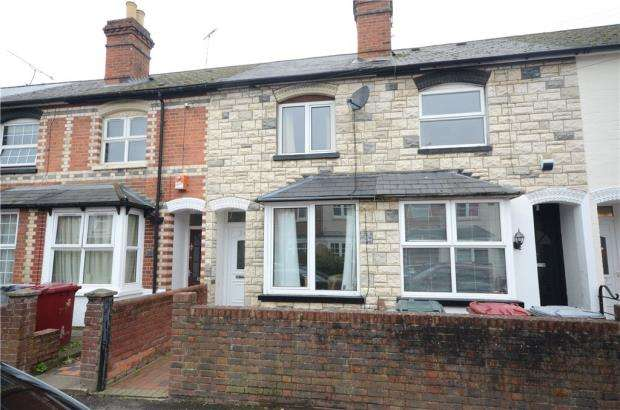 3 Bedrooms Terraced House for sale in Connaught Road, Reading, Berkshire