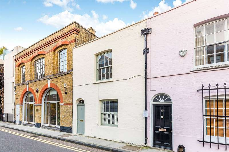 2 Bedrooms Terraced House for sale in Bury Walk, Chelsea, London, SW3
