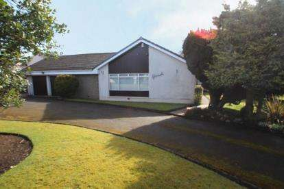 4 Bedrooms Bungalow for sale in Brownsburn Road, Airdrie, North Lanarkshire