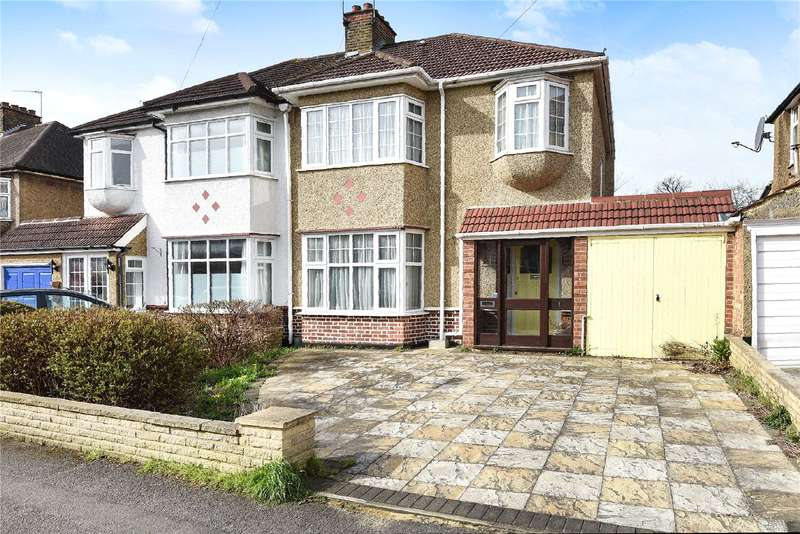 3 Bedrooms Semi Detached House for sale in Lankers Drive, Harrow, Middlesex, HA2