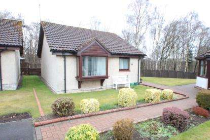 2 Bedrooms Bungalow for sale in Gifford Court, Glenrothes