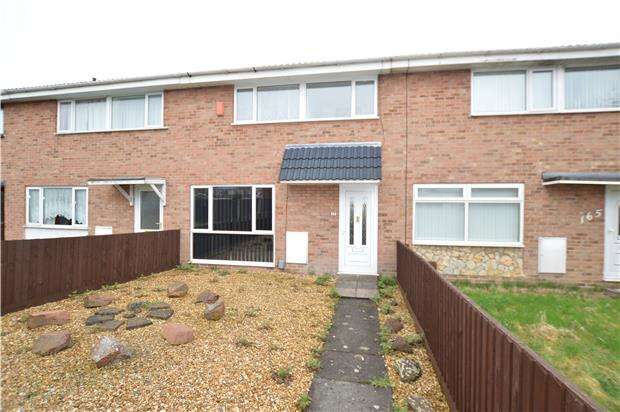3 Bedrooms Terraced House for sale in Blaisdon, Yate, BRISTOL, BS37 8TR