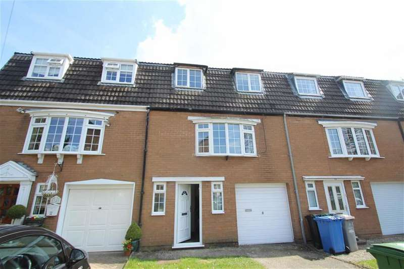 4 Bedrooms Town House for sale in Heyes Leigh, Heyes Drive, Altrincham