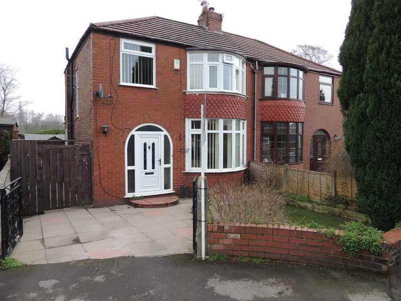 3 Bedrooms Semi Detached House for sale in Porlock Close, Offerton, Stockport