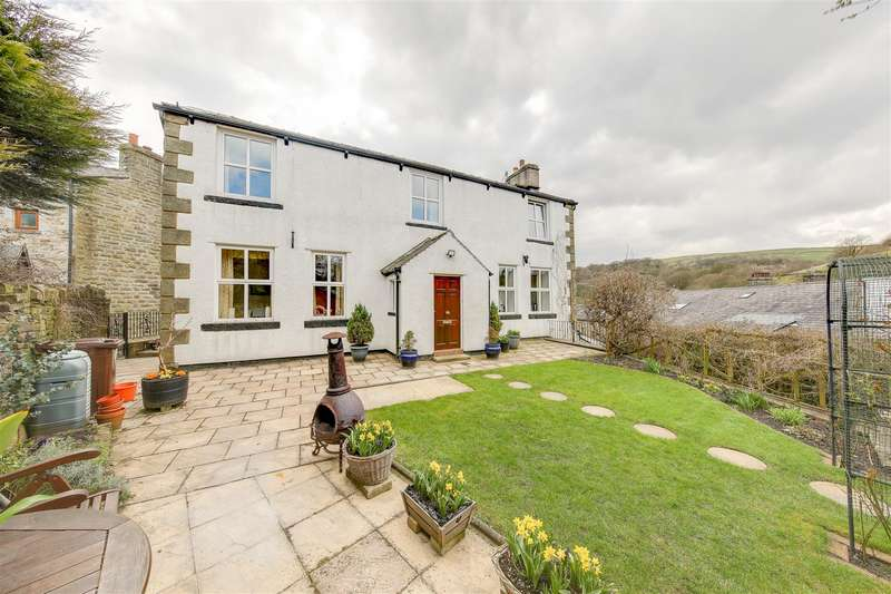 3 Bedrooms Detached House for sale in Bonfire Hill Road, Crawshawbooth, Rossendale
