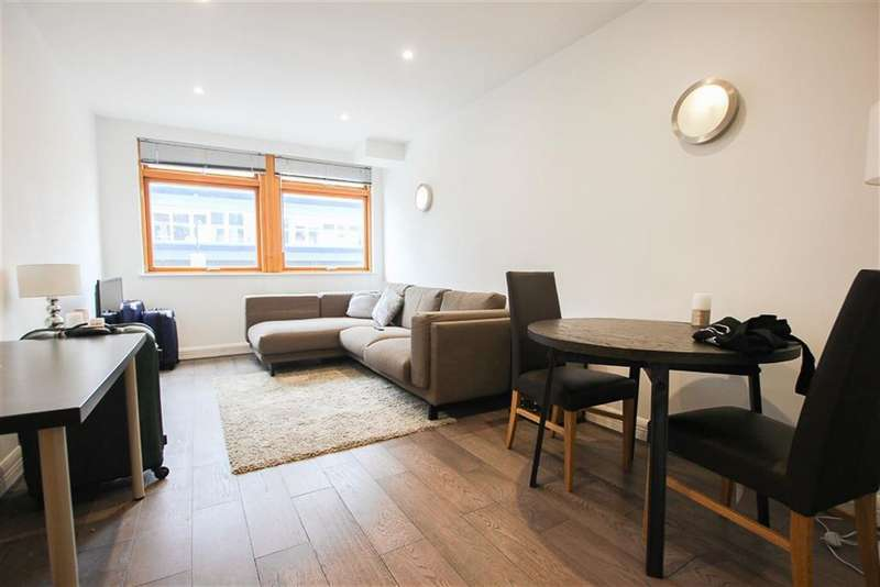 1 Bedroom Flat for sale in Chalk Farm Road, Camden, London