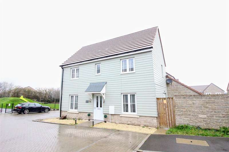 3 Bedrooms Detached House for sale in Upper Mill, Ridgeway Farm, Swindon