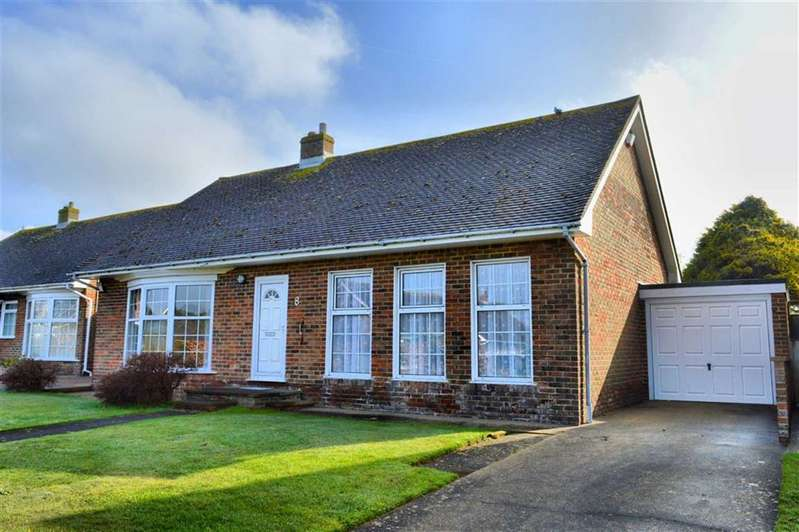 3 Bedrooms Detached Bungalow for sale in Lindfield Avenue, Seaford, East Sussex