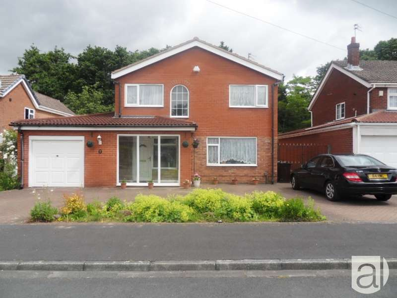 4 Bedrooms Detached House for sale in Blaking Drive Knowsley Village L34