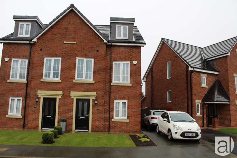 3 Bedrooms Town House for sale in Sandfield Crescent Whiston L35