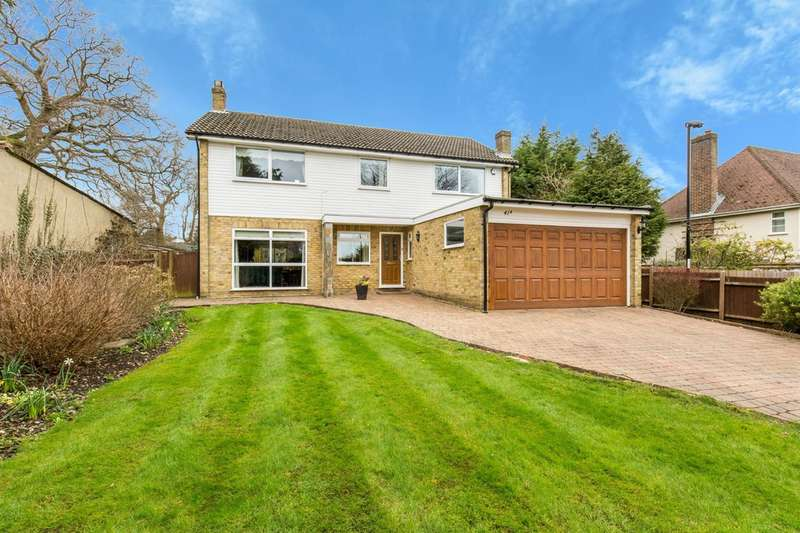 5 Bedrooms Detached House for sale in Oakwood Avenue, Purley, CR8 1AR