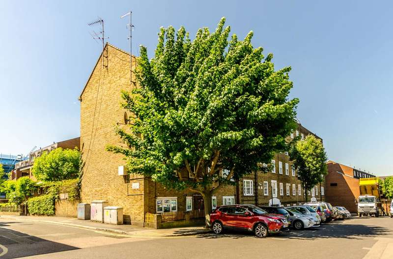2 Bedrooms Flat for sale in Maygood Street, Islington, N1
