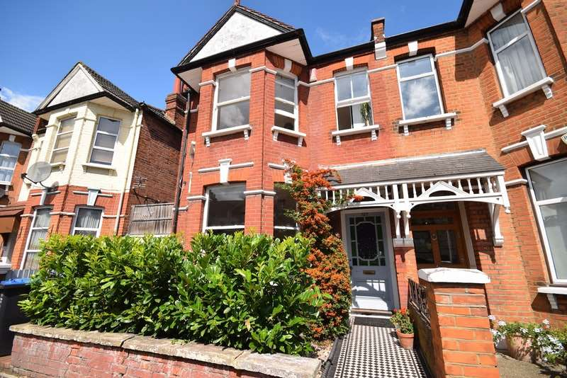 4 Bedrooms Semi Detached House for sale in Olive Road, London, London, NW2