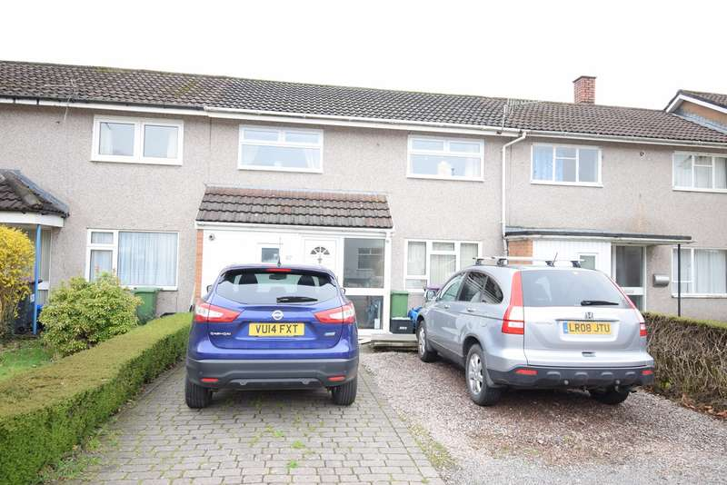 3 Bedrooms Terraced House for sale in Liswerry Drive, Llanyravon, Cwmbran, NP44