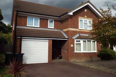 4 Bedrooms Detached House for rent in Wilson Close, Willesborough