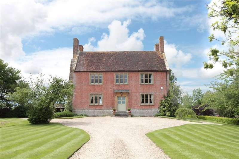 7 Bedrooms Detached House for sale in Chilton Cantelo, Yeovil, Somerset, BA22