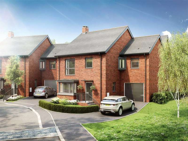 4 Bedrooms Detached House for sale in Oakwell Mews, Lyddicleave