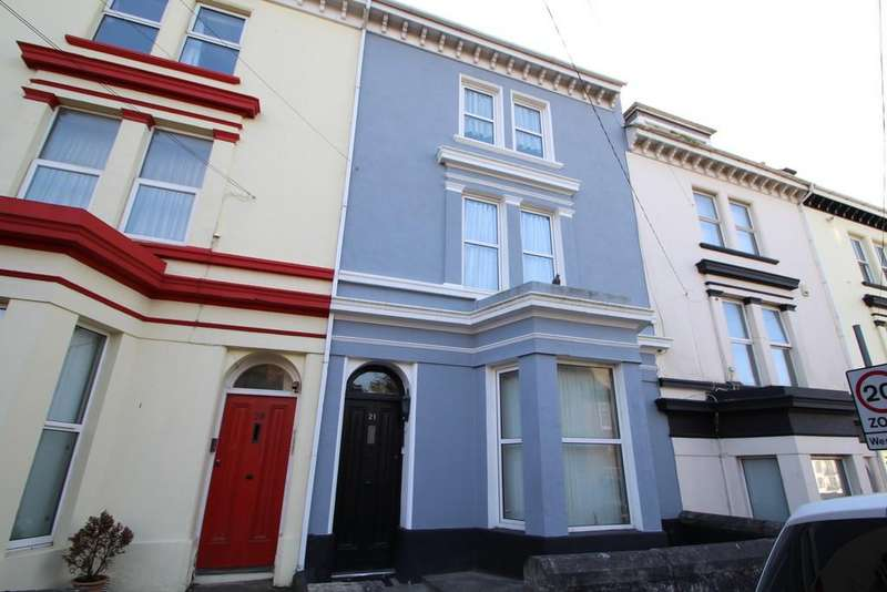 6 Bedrooms Terraced House for sale in Walker Terrace, Plymouth