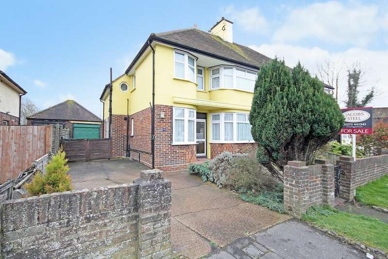 4 Bedrooms Semi Detached House for sale in Southwick Street, Southwick, Brighton BN42 4AD