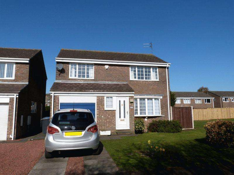 3 Bedrooms Detached House for sale in Till Grove, Ellington - Three Bedroom Detached House