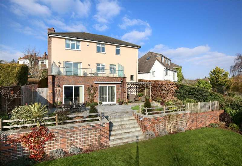 5 Bedrooms Detached House for sale in Parrys Close, Stoke Bishop, Bristol, BS9