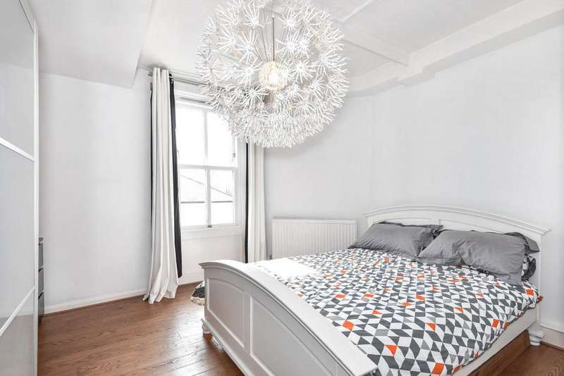 2 Bedrooms Flat for sale in Old Kent Road, Elephant Castle