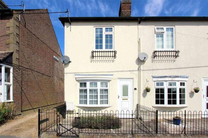 2 Bedrooms End Of Terrace House for rent in Pleasant View Cottages, Marsworth Road, Pitstone, Leighton Buzzard, LU7