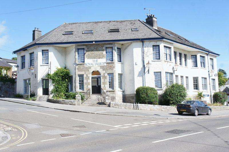 2 Bedrooms Apartment Flat for sale in Royal Talbot, Lostwithiel