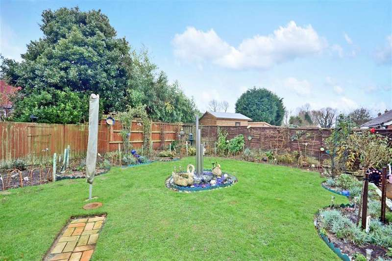 3 Bedrooms Semi Detached Bungalow for sale in Sycamore Close, Lydd, Romney Marsh, Kent