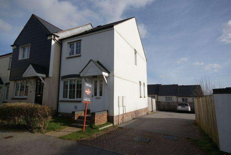 2 Bedrooms House for sale in Helman Tor View, Bodmin