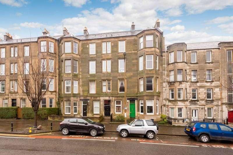 2 Bedrooms Flat for sale in 146/4 McDonald Road, Edinburgh, EH7 4NL