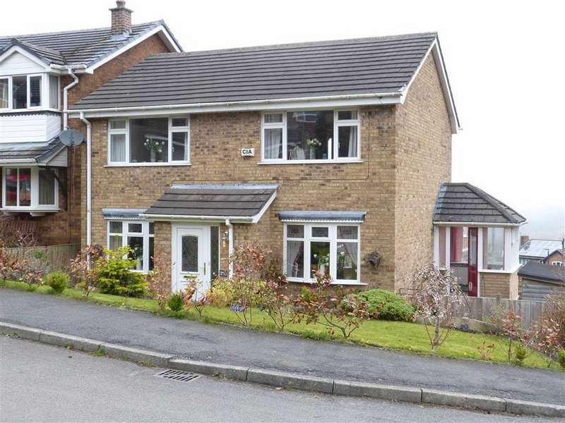 4 Bedrooms Detached House for sale in Storth Meadow Road, Glossop