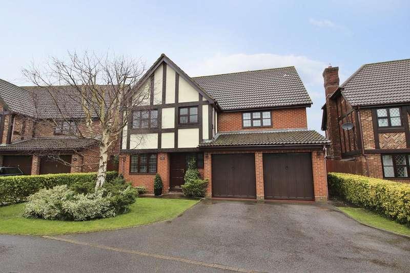 5 Bedrooms Detached House for sale in Billington Gardens , Grange Park SO30
